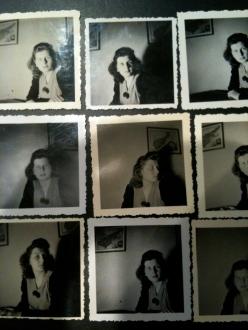Vintage profile pic -